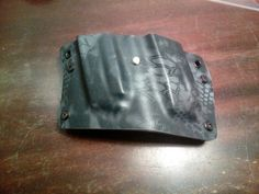My first kydex magazine holster