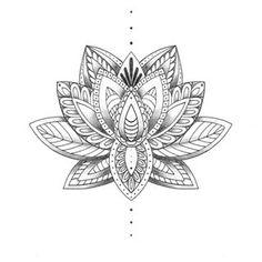 lotus mandala tattoos - Google zoeken