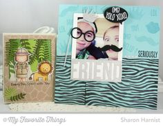 From Sharon Harnist via www.PaperFections.com MFT December New Product Launch!
