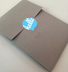 Self Promotion - Direct Mail by Daisy Connor, via Behance