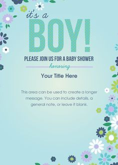 26 Best Baby Shower E Invitations