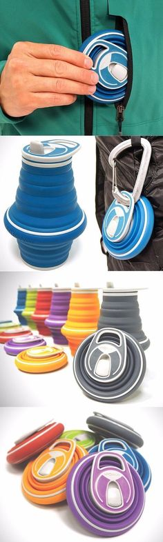 Collapsible Water Bottle @thistookmymoney