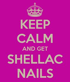 Got shellac nails today and I will definitely put them to the test!  Can't wait to see how they hold up!
