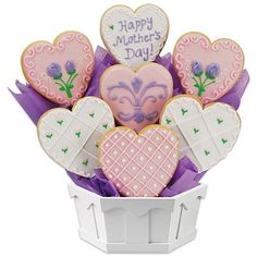 mother day cookies - Buscar con Google