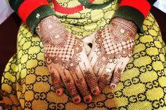 My hennaArt @vhaahenna ❤️