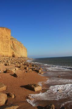 Cliffs @ Burton Bradstock