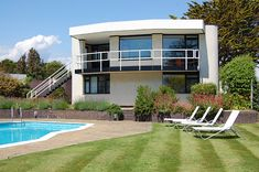 Seaside Modern, East Preston, West Sussex, UK | holiday homes, holiday rentals