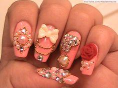 Hime Gyaru Nails !!!