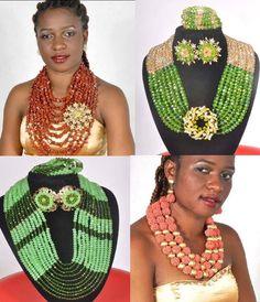 Traditional Nigerian Wedding Jewelry
