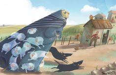 Los duendes abandonados I by teresa-mtz.deviantart.com on @deviantART