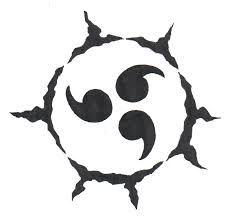 Znalezione obrazy dla zapytania sharingan tattoo