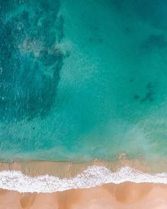 Aerial View of Tropical Beach and Clear Ocean Water - Art Print Strand Wallpaper, Beach Wallpaper, Clear Ocean Water, Water Art, Lightroom, Photoshop, Hd Landscape, Landscape Wallpaper, Landscape Fabric