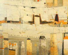 Cityscape Drawings by Paul Balmer