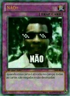 Yu Gi Oh Memes, Funny Yugioh Cards, Best Memes, Funny Memes, Chuck Norris, Jojo's Bizarre Adventure, Funny Photos, Card Games, Haha
