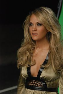 "I have been on the hunt for the dress in Carrie Underwood's ""So Small"" music video for YEARS :P"