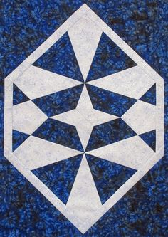 Award winning quilter Kathie Beltz's new pattern: Diamond Sparkle, using the Corner Beam tool.    You can order patterns and schedule classes now at KathieBeltzQuiltDesigns.com!