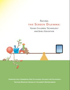 New guide addresses how excessive screen time impacts early childhood development