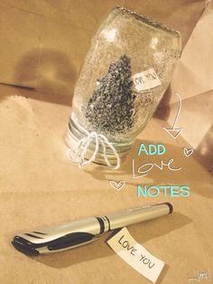 "Snowglobes ""Love"" Notes DIY also make mini bottle snowglobe charms with mini bottles: http://www.ecrafty.com/c-517-mini-glass-bottles.aspx #ecrafty"