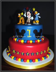 I'll have to figure out how to make this for Harrison's birthday, it already has his name on it!