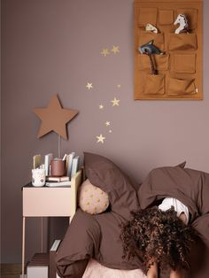Decorate the kids' room with designs from Danish ferm LIVING. Childrens Room Decor, Baby Room Decor, Bedroom Decor, Bedroom Ideas, Kids Lamps, Bedroom Vintage, Scandinavian Home, Interior Accessories, Baby Accessories