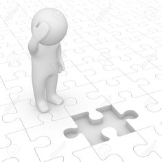 15235127-3d-man-looking-at-missing-piece-of-puzzle-Stock-Photo-people.jpg (1300×1300)