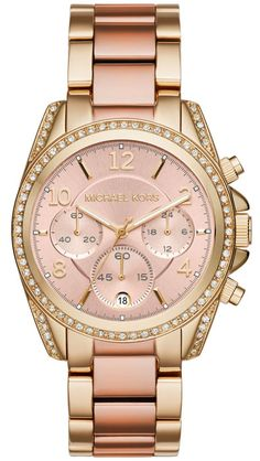 MK6316, 6316, MICHAEL KORS blair watch, ladies