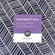 """Showertabs """"Relaxing Lavender"""" by WALTZ 7 Spa, Lavender, Cards Against Humanity, Cover, Books, Libros, Book, Book Illustrations, Libri"""