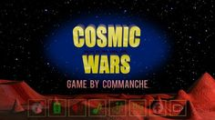 The AppsRead review members are talking about the Cosmic Wars for Android , which is free addicting arcade remake space shooter game marveled by old school arcade popular legend Space Invaders. The global users could easily collect bonus to upgrade or get actively new weapons and cogent lives.