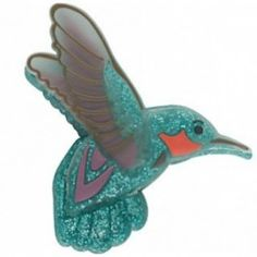 4dd73ecdf32129 Garden Hummingbird  Jibbitz™ shoe charm from Crocs
