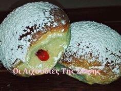 Sweet Pastries, Donuts, Recipies, Food And Drink, Pudding, Favorite Recipes, Sweets, Snacks, Cookies