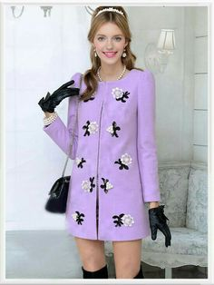 Cozy Fashion, Girl Fashion, Womens Fashion, Medieval Girl, All Things Purple, Leather Gloves, Cold Shoulder Dress, Girls Dresses, Cute Outfits