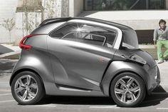 Modern mini cars, honey!  Peugeot @Alexander Forsén Rostof