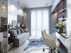 Маленькая квартира-студия 20 кв.м., Санкт-Петербург