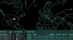 7/9   Norse Live Cyber Attack Map: NYSE Data Center In St Louis In the Crosshair