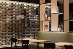 Brasserie Löwen Restaurant by Barmade Interior Design, Zug – Switzerland » Retail Design Blog