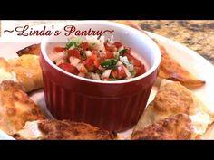 ~Breakfast Wontons With Linda's Pantry~ - YouTube