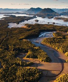 The jewel of Canada's west coast.