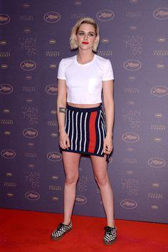 Kristen Stewart in Cannes - Opening Gala Dinner
