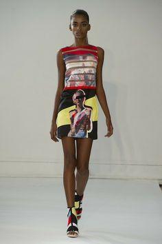 ground zero ss14, fashion, style, graphic print