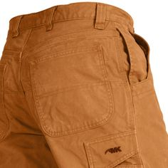 M's Alpine Utility Pant in Ranch