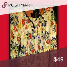 Selling this NWOT Ralph Lauren DENIM & SUPPLY BOHO SHIRT on Poshmark! My username is: smluxuryhome. #shopmycloset #poshmark #fashion #shopping #style #forsale #Denim & Supply Ralph Lauren #Tops