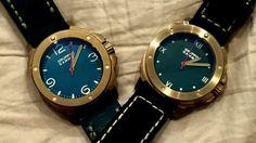 Bronze Vanguard - Gruppo Gamma Time Instruments