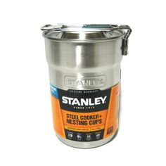 STANLEY Stanley steel cooker Cup 2 sets (stainless steel bottle) 056655