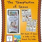 Jesus Put in Order Cards Freebie