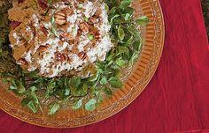 Dolly Parton's Pecan Chicken Salad
