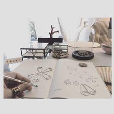 Sue Ibars | slow jewels | slow jewels   essential jewelry   joyas de autor  Kids jewels  handmade in Spain   plata925