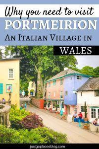 Portmeirion Village: The Italianate Resort Not To Miss in Portmeirion Wales Travel tips 2019 - Travel Photo Camping Europe, Europe Travel Tips, European Travel, Travel Destinations, Cardiff, Ireland Travel, Italy Travel, Travel Uk, Italy Trip