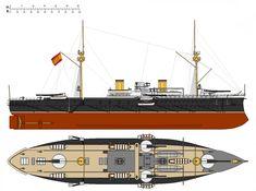 Imagen American War, American History, Model Ship Building, New Aircraft, Naval History, Navy Ships, Model Ships, Battleship, World History