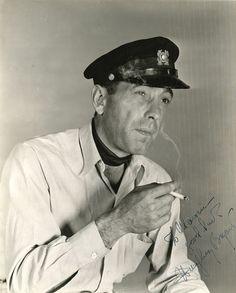 "Humphrey Bogart en """