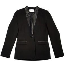 Long Sleeve Jacket Black now featured on Fab.